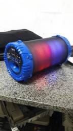 Caixa de Som - Ent. P/ Microfone - Bluetooth