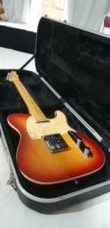 Guitarra fender telecaster american deluxe usa