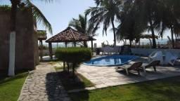 Vende/troco por Apto casa Beira mar carapibus 14x60 c piscina