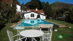 Casa à venda com 4 dormitórios em Corrêas, Petrópolis cod:1466