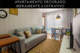 Apartamento com 2 dormitórios para alugar, 47 m² por r$ 1.376/mês - ecoville - curitiba/pr