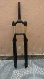 Suspensão para bike ar e óleo aro 29