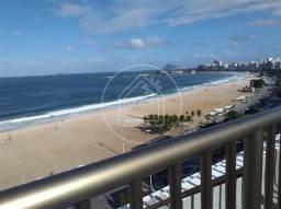 Apartamento à venda com 3 dormitórios em Copacabana, Rio de janeiro cod:607268