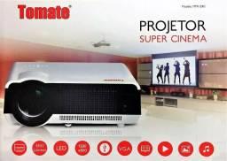 Projetor Super Cinema 120 polegadas