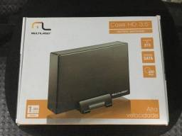 Gaveta HD Sata PC 3.5 USB Multilaser