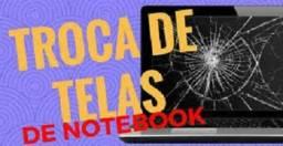 Dispomos de telas para Notebook
