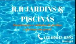 R.R Jardins e Piscinas