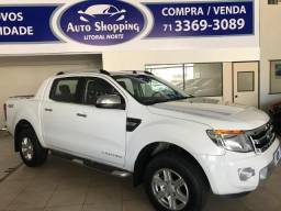 Ford Ranger 3.2 CD Limited 2014/2015 Diesel Automática - 2015