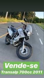 Honda Transalp 700cc 2011 - 2011