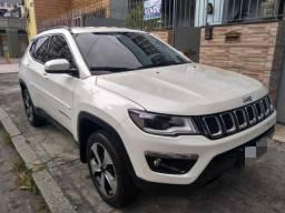 Jeep Compass Longitude 2.0 Turbo Diesel 4x4 Pack Premium BEATS - 2018
