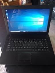 Notebook Lenovo tudo funcionando perfeitamente