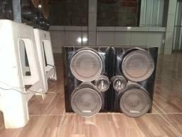 Vendo caixa de som de casa