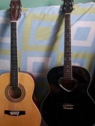 Vendo dois violões
