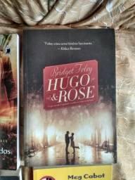 Livro Hugo e Rose