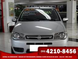 Palio 1.0 fire enonomy 8v flex 4p manual 2011 prata - 2011