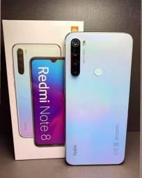 Smartphone Note 8 128Gb branco na loja
