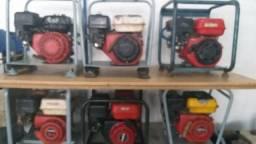 Motor Vibrador Da Marca Branco De 5. 5 Hp