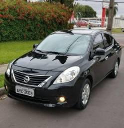 Nissan Versa SV 1.6 2014 - 2014