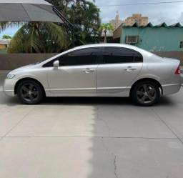 Carro Honda Civic LXS 1.8 16V - 2008