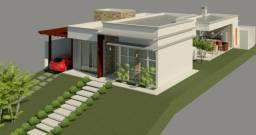 Casa no sistema terreno + construção em condominio