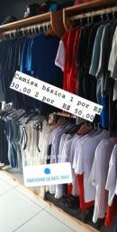 Camisa basica 1 por 30 2 pir 50