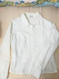 Vendo camisete branco