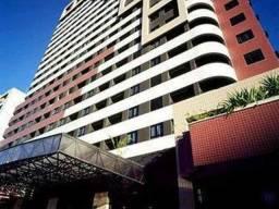 Flat Saint Martin, no Meireles-Fort.Ce, com 38,46 m² a 250m do calçadão da Av. Beira Mar