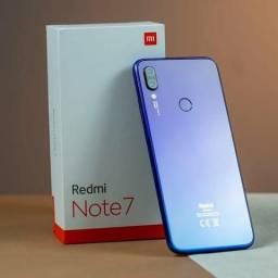 Redmi Note 7 - Novo Lacrado 128 GB - Azul