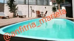 Apartamentos em Penha SC Beto Carrero World, por diária acomoda até 6 pessoas