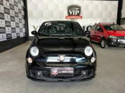 FIAT 500 2015/2015 1.4 ABARTH 16V TURBO GASOLINA 2P MANUAL - 2015