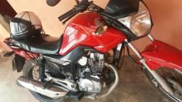Vendo Moto Fan 150, TODA EM DIA - 2014