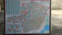 Mapas de Minas Gerais