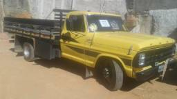 Vendo Caminhão Ford F4000 Filé