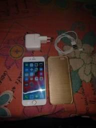 Iphone 6 64 gb parcelo no cartao
