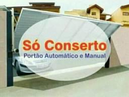Concertos de portões eletronicoa 98126 7595