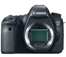Canon Eos 6d - Corpo Da Câmera - Somente Venda