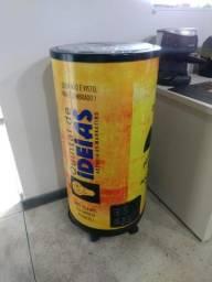 Frigobar geladeira cooler