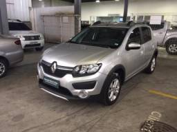 RENAULT SANDERO 1.6 16V SCE FLEX STEPWAY 4P MANUAL. - 2017