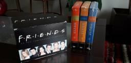 Box Friends Coleção Completa 10 temporadas + House (1a a 3a temporada)