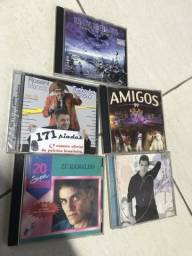 Cds originais - lote com mais 50 cds