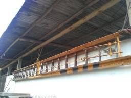 Escada para iluminação pública 10,30 mts