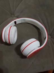 Phone de ouvido bluetooth mp3 fm