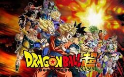 Coleção Dragon Ball Sagas Completas