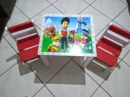 Mesinha infantil em mdf, 996629646 para maiores informações