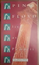 Pink Floyd VHS Pompeii - raridade