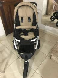 Carrinho de bebê ABC design cobra