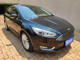 FORD FOCUS FASTBACK TITANIUM 2.0 16V POWERSHIFT FLEX