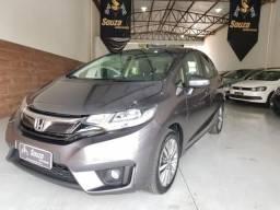 Honda fit 2016 1.5 exl 16v flex 4p automÁtico