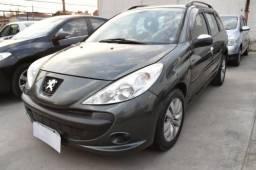 Peugeot 207 2009 1.6 xs sw 16v flex 4p automÁtico