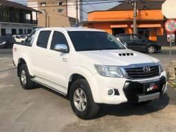 Toyota Hilux CD SRV D4-D 4x4 3.0 16V